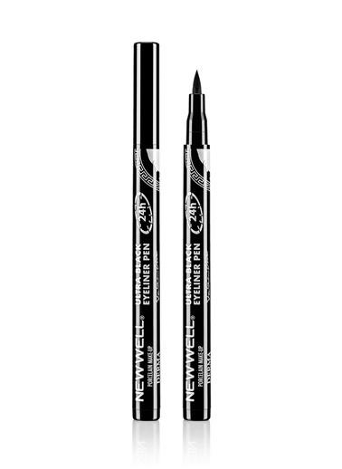 New Well New Well Ultra Black Eyeliner Renksiz